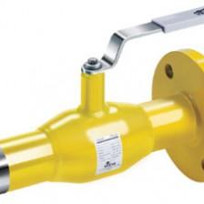 Кран шаровой газовый Vexve Тип 115 Редуцированный, стальной, под приварку / фланцевое