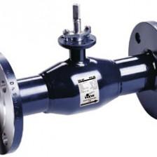 Кран расходомерный Vexve Тип 163  стальной, фланцевое / фланцевое