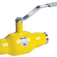 Кран шаровой газовый Vexve Тип 304 Полнопроходной, стальной, под приварку / под приварку