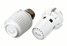 Термостатические элементы серии RA для встроенных клапанов