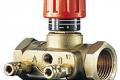 Запорно-измерительный клапан ASV-M