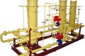 Блок ввода газа (БВГ)