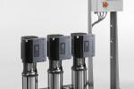 Установки повышения давления Grundfos Hydro Multi-E, Hydro MPC, Hydro Multi-S