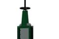 Шиберные ножевые задвижки TECOFI VGC5400-00 с квадратным ножом и штурвалом
